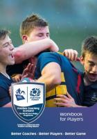 SRU: WORKBOOK FOR PLAYERS