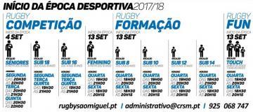 AMANHÃ COMEÇA A NOVA ÉPOCA!